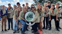 Kamp 2021 Scouts, Wie is de Mol